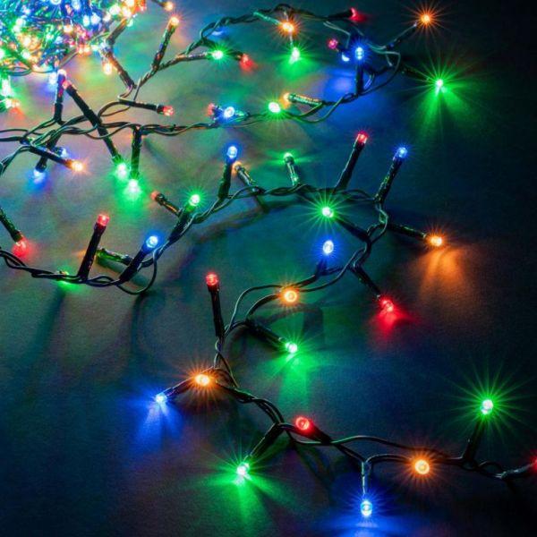 Świąteczne lampki we listopadzie? Czemu nie?