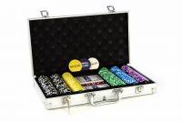Zestaw do pokera 300 szt design Ultimate