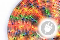 Łańcuch świetlny 20 m - kolorowy, 720 miniaturowych żarówek