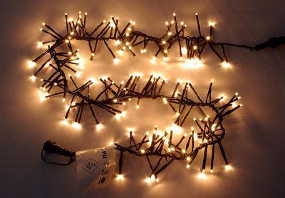 Oświetleniowy łańcuch z 180 diodami LED