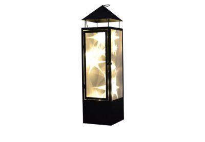 Świąteczna dekoracja – holograficzna latarnia 3D – 70 cm, 20 LED diod