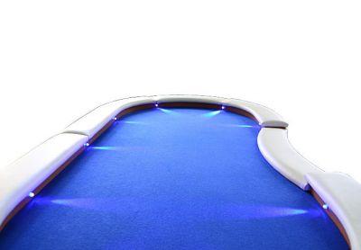 Profesjonalny stół - Poker z oświetleniem LED