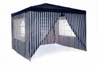 Pawilon 3x3m Namiot handlowy z wejściem PE