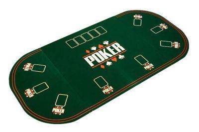 Blat do pokera składany drewniany