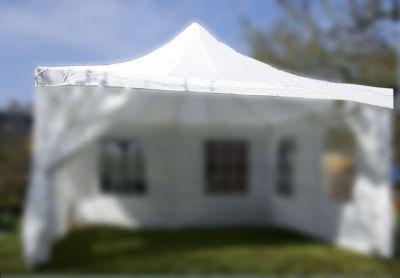 Dach na altanę ogrodową 4 x 4 m biały