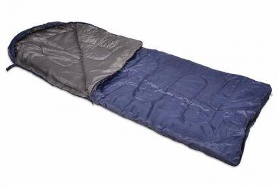 Śpiwór turystyczny śpiwory kempingowe typu mumia 180cm niebieski
