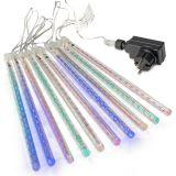 Łańcuch świetlny 180 LED - 10 barów, kolorowy