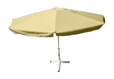 Parasol ogrodowy champagne 4 m