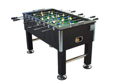 Piłkarzyki stół piłkarski Professional Black Edition