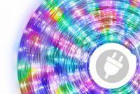 Wąż świetlny 20 m kolorowy - 480 x LED dioda