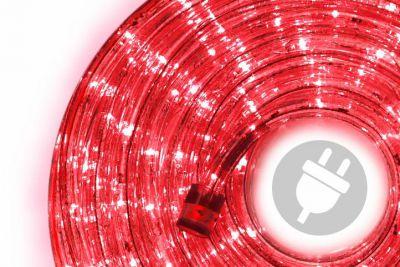 Wąż świetlny 20 m czerwony - 480 x LED dioda
