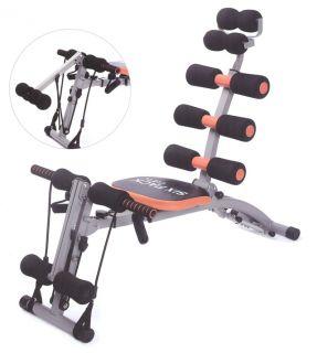 Wielofunkcyjne (wielofunkcyjne) ławki fitness z ekspanderów