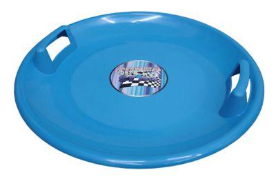 Plastikowy ślizg Superstar - niebieska