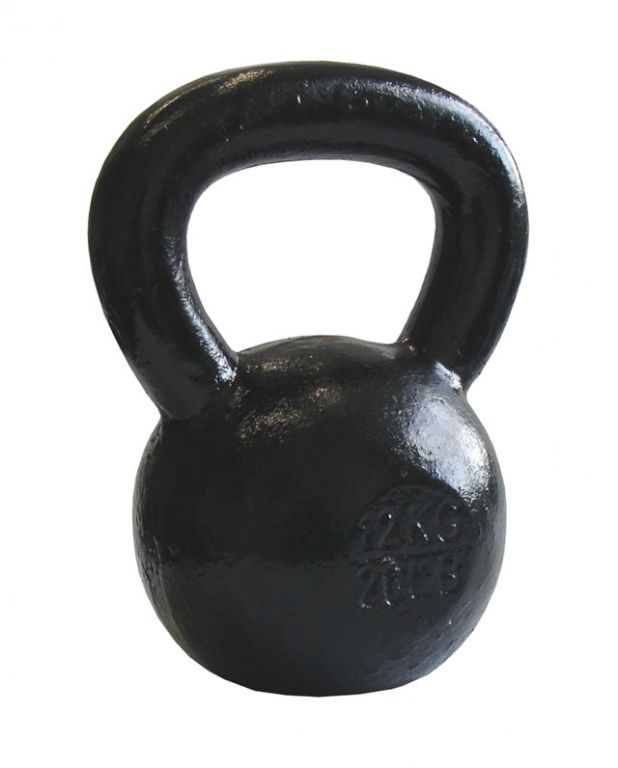 Hantla żeliwna Kettlebell 32 kg