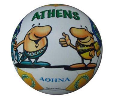 Athens piłka z nadrukiem