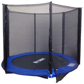 Zewnętrzna siatka zabezpieczająca do trampoliny 244 cm