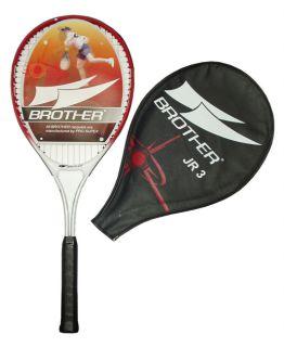 Rakieta tenisowa 63 cm z pokrowcem