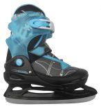 Chłopięce łyżwy hokejowe rozciągające Action, rozmiar 38-41