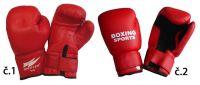 Rękawice bokserskie - S