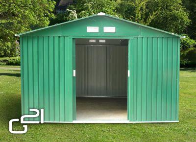 Domek ogrodowy G21 GAH 905 - 311 x 291 cm