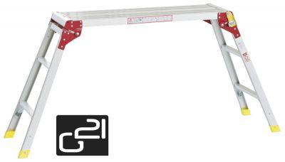 Platforma robocza Stanowisko robocze G21 0,73 x 1,78 m skład