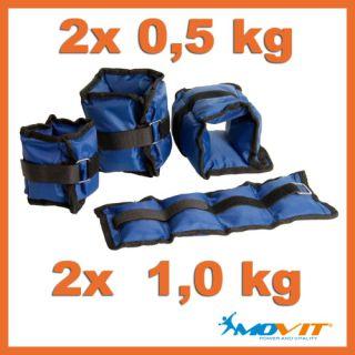 Zestaw MOVIT 2 x obciążenia na ręce i nogi