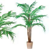 Drzewko sztuczne dekoracyjne - Palma kokosowa 160 cm