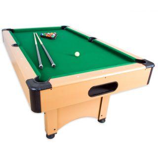 Stół bilardowy pool bilard 5ft + akcesoria bilardowe
