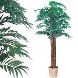 Drzewko sztuczne dekoracyjne - Palma Areka 180 cm