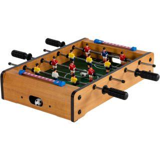 Piłkarzyki mini stół piłkarski 51 x 31 x 8 cm