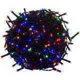 Lampki LED 400 - VOLTRONIC - kolorowe