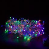 Świąteczne LED lampki - 5 m, 50 LED, kolorowe