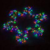Świąteczne LED oświetlenie - 5 m, 50 LED, kolorowy