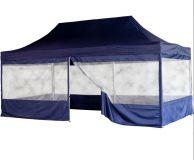 Namiot ogrodowy automat 3 x 6 INSTENT - nożycowy - niebieski