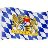 Flaga Bawarii - 120 cm x 80 cm