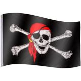Piracka flaga Jolly Roger - 120 cm x 80 cm