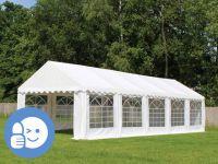 Namiot ogrodowy ECONOMY 6 x 12 m - biały