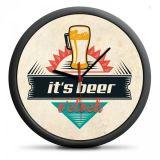 Zegar dla miłośników piwa