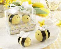 Solniczka i pieprzniczka - Pszczoły