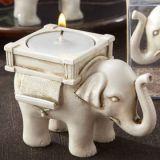 Świecznik - Słoń na szczęście