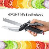 Nożyczki/nóż kuchenny 2 w 1 sprytny nóż - Smart