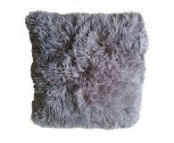 Poszewka na poduszkę Peluto - szara