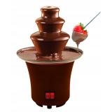 Fontanna czekoladowa - 40 cm