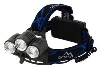 Reflektor LED 400lm (1x XM-L + 2x XP-E)