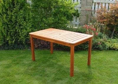Drewniany stół ogrodowy SORRENTO FSC