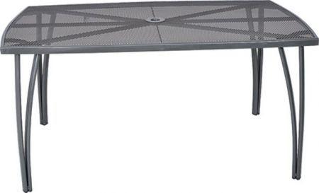 Metalowy stół ogrodowy ZWMT-24