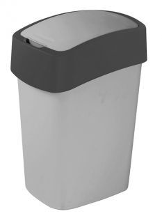Kosz na śmieci FLIPBIN 25L - szary