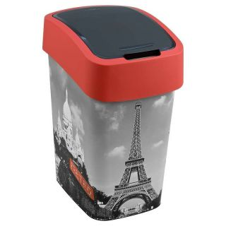 Kosz na śmieci FLIPBIN 25l - PARIS CURVER