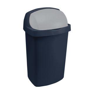 Kosz na śmieci ROLL TOP 50l - niebieski CURVER