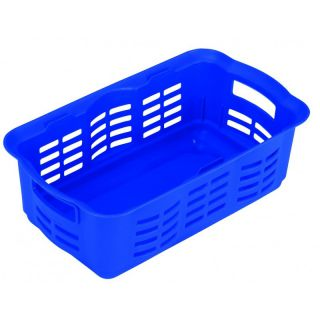 Kosz na małe przedmioty - S - niebieski CURVER